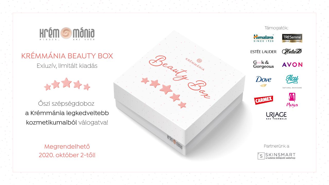 9. Krémmánia Beauty Box